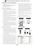 Table Of Contents Backflow Replacement Parts - Page 7