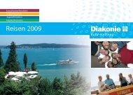 Reisen 2009 - Diakonie Rheinland-Westfalen-Lippe