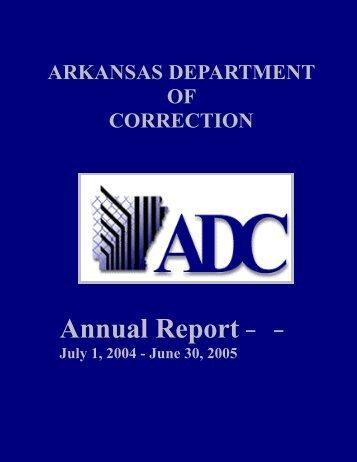 Annual Report — —