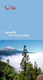 TUI - Infos, Tipps, Ausflüge: Teneriffa - Giata
