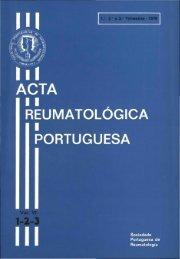 1978 Volume VI, 1-2-3, 1º, 2º - Acta Reumatológica Portuguesa ...