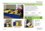 Stapelbare Kinderbettchen - Sortiment 2012 04