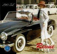 Dokument 1 - Mercedes-Benz 190 SL Club e.V.