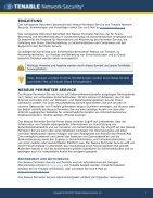 Tenable Nessus Perimeter Service User Guide - Seite 3