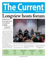February 15, 2008 - The Current Online