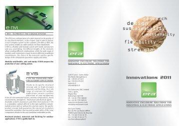 innovations 2011 - ETA