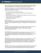 Nessus Credential Checks - Seite 7