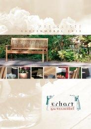 VEREHRTE KUNDEN - Erhart Gartenmöbel