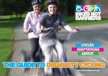 Disability Cycling - Get Cycling