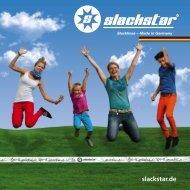 slackstar Produktkatalog deutsch