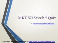 MKT 571 Week 4 Quiz Complete Assignment Help.pdf