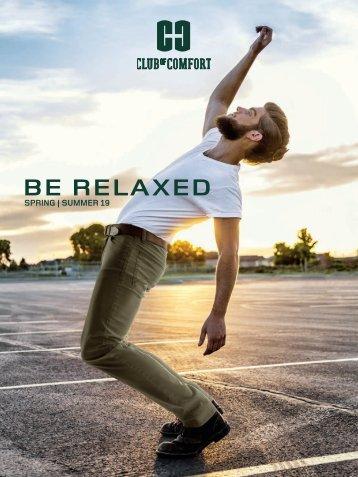 Club of Comfort - Catalogue Spring|Summer 2019 Men