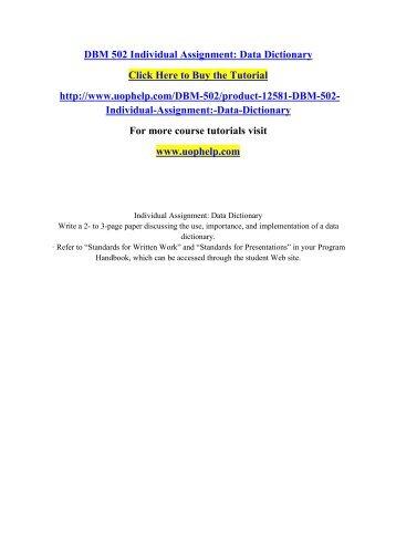 DBM 502 Individual Assignment Data Dictionary.pdf