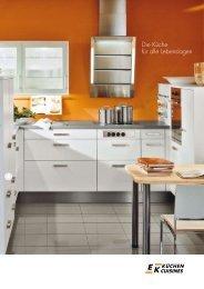 Die Küche für alle Lebenslagen