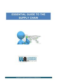 Essential Guide to the Supply Chain