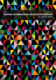 PUB - Festival International de Film de Fribourg