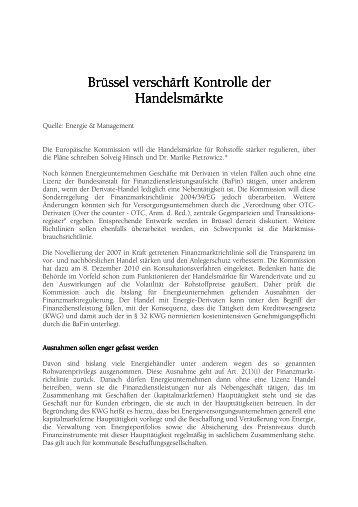 download als PDF (32 kB) - SCHOLTKA & PARTNER Rechtsanwälte
