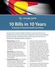 10 Bills in 10 Years