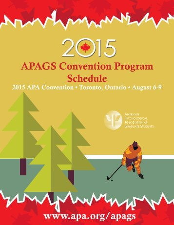 APAGS 2015 Programming