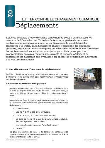 2.Deplacements partagé - Asnières-sur-Seine