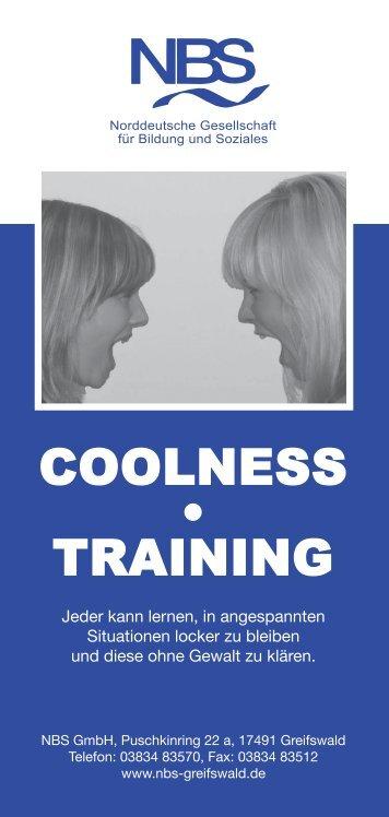 COOLNESS • TRAINING