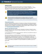 Nessus Compliance Reference - Seite 6