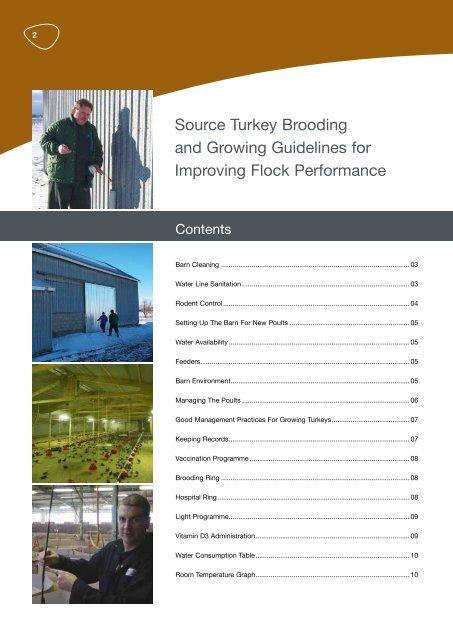 Source Turkey 2013 Tech Guide