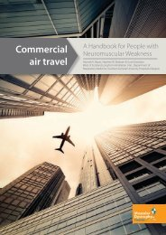 Commercial air travel