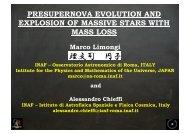 PRESUPERNOVA EVOLUTION AND EXPLOSION OF MASSIVE STARS WITH MASS LOSS
