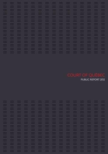 Court of Québec