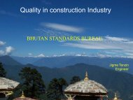 Quality in construction Industry