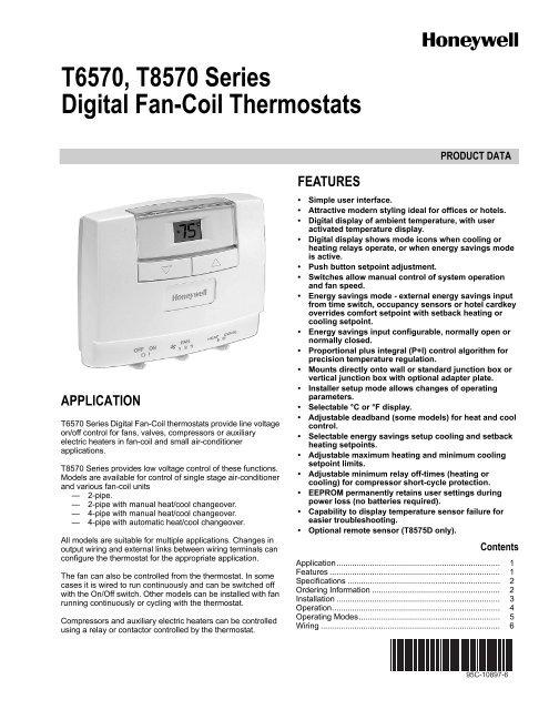 Enviro Tech Fan Coil Unit Wiring Diagram | #1 Wiring Diagram ... on