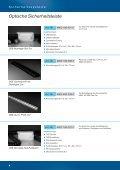 Optische Sicherheitsleiste - Becker-Antriebe - Seite 4