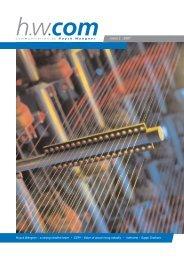 Huyck.Wangner - Xerium Technologies, Inc.