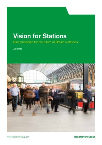 Vision for Stations