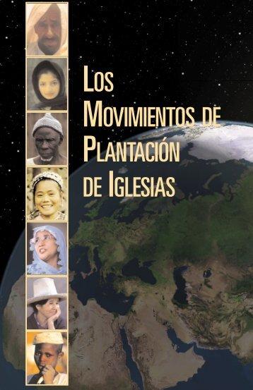 LOS MOVIMIENTOS PLANTACIÓN IGLESIAS
