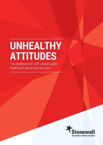 UNHEALTHY ATTITUDES
