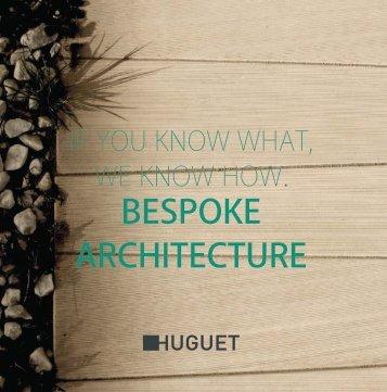 BESPOKE ARCHITECTURE
