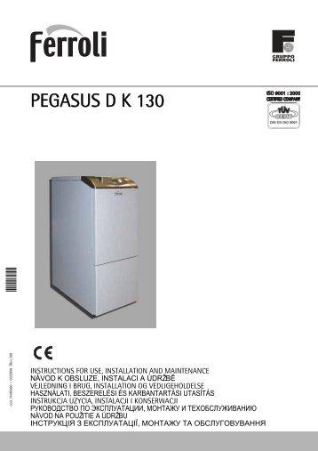 Ferroli domiproject f24 pdf for Ferroli f24d