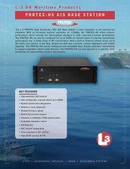 Aviation Recorders pRotec-HS AiS bASe StAtion L-3 ... - Shine Micro