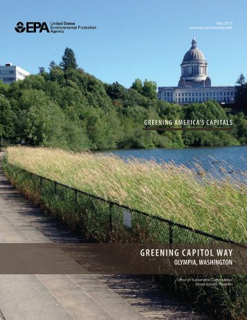 GREENING CAPITOL WAY