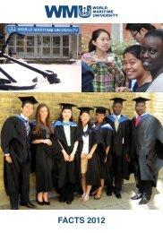 FACTS 2012 - World Maritime University
