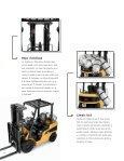 Montacargas de gasolina, gas licuado de petróleo (LP) y ... - Unimaq - Page 6