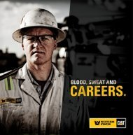 recruiting brochure - Western States Equipment
