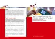 RFID – Einsatzmöglichkeiten und Potentiale in logistischen Prozessen