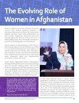 Afghan Women's Roadmap for Peace - Page 5