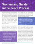 Afghan Women's Roadmap for Peace - Page 7