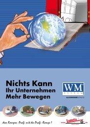 pc serie - Wm System S.r.l.