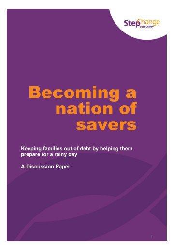 nation of savers