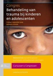 Behandeling van trauma bij kinderen en adolescenten